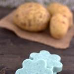 Homemade Gardeners Soap
