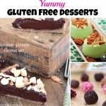Gluten Free Desserts Round Up!