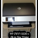 HP ENVY 5530 e-All-in-One Printer Giveaway