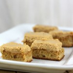 Double Peanut Butter Cake Bars