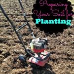 Preparing Your Soil for Planting