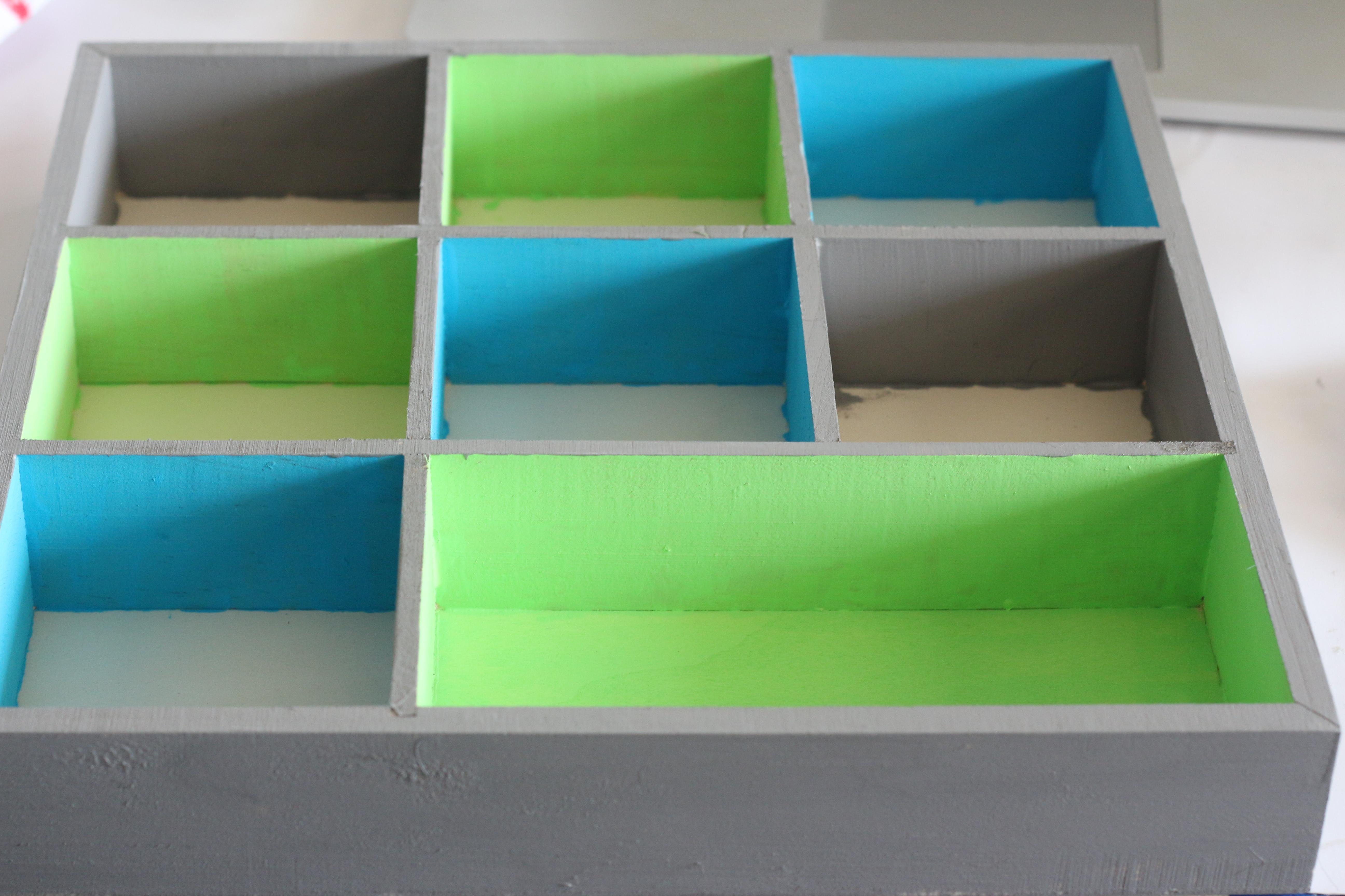 Diy box for nail polish creative touch diy box for nail polish solutioingenieria Image collections