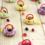 Easter Basket Peanut Butter Cookies