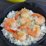 Garlic Lemon and Butter Shrimp!