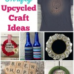 15 Thrifty Upcycled Craft Ideas