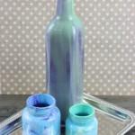 DIY Swirl Glass