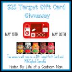 MilkSplash & Target Gift Card Giveaway!