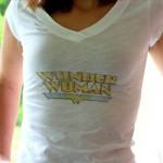 DIY Image Transfer Vintage T-Shirt