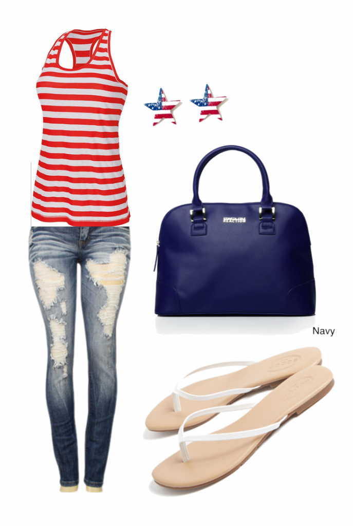 Fashion Friday! What to wear this 4th of July?