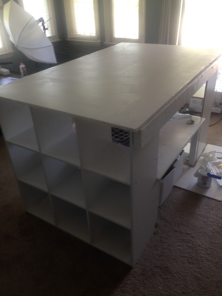 DIY Craft Desk!