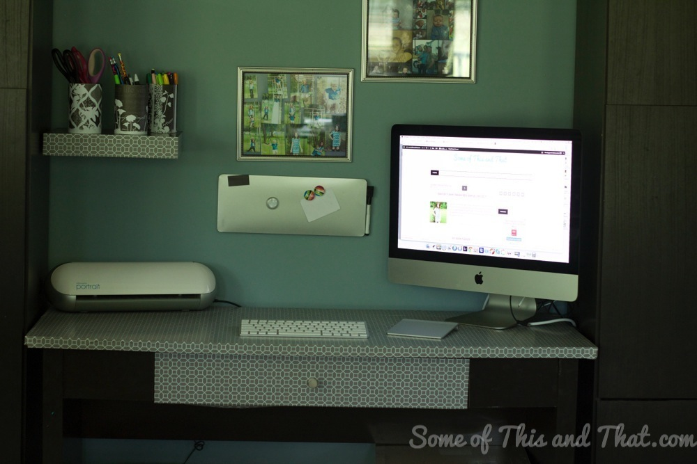 $10 Office Makeover