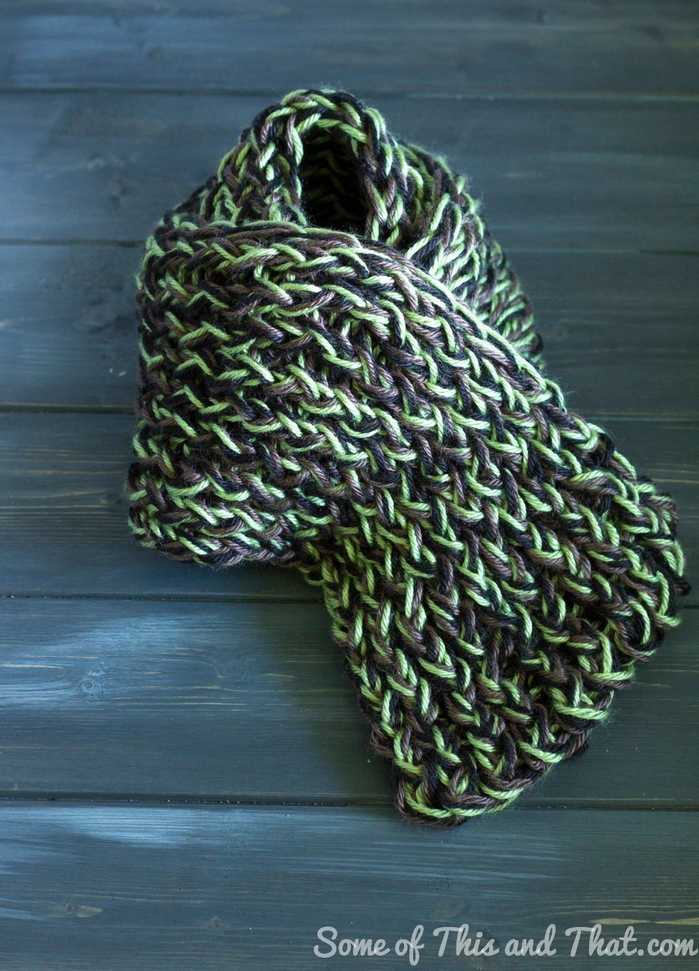 Easy DIY Scarf