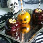 DIY Halloween Candy Apples!