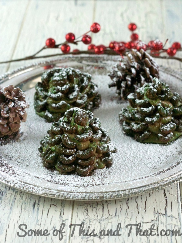 Edible Christmas Tree Craft!