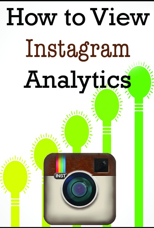 How To View Your Instagram Analytics