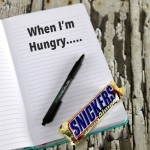 SNICKERS® When I'm Hungry....
