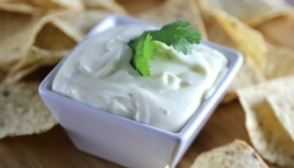 Easy Queso Blanco Dip