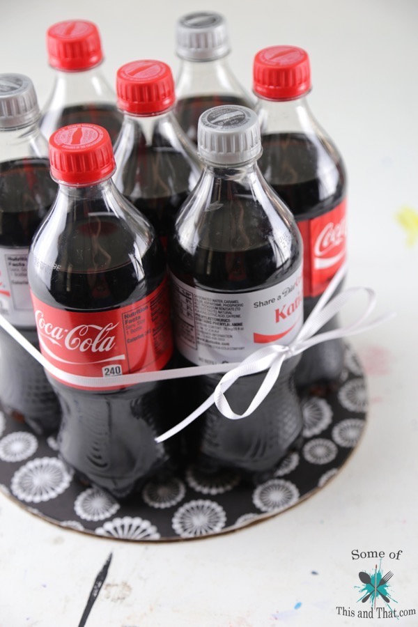 DIY Soda Cake! | Summer Gift Idea!