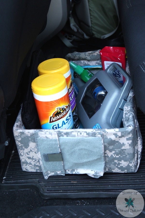 DIY Car Organizer for Men!