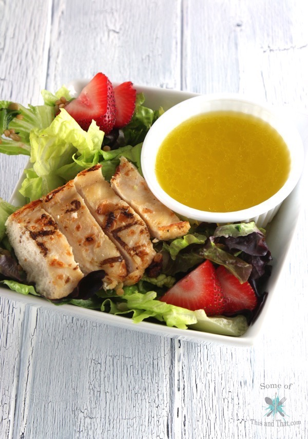 Citrus Honey Vinaigrette