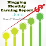 Blog Earnings Report – June