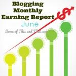 Blog Earnings Report – June