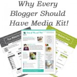 Why Every Blogger Should Have a Media Kit!