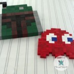 DIY 8 Bit Wall Art! | Nerdy Crafts!