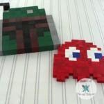 DIY 8 Bit Wall Art! | Nerdy Crafts!