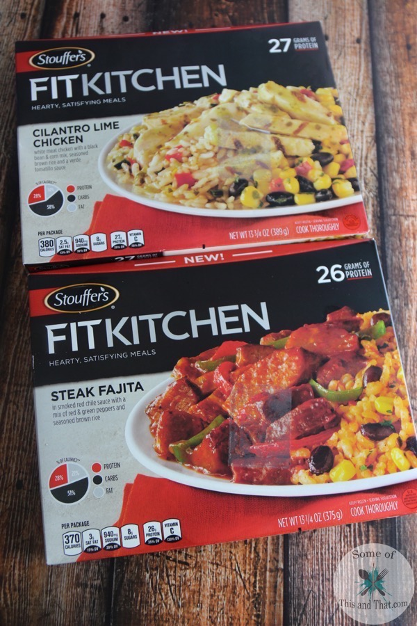 Stay satisfied longer with NEW! STOUFFER'S® Fit Kitchen meals!