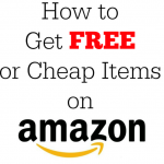 Amazon Review Sites | How to get free and cheap items from Amazon!