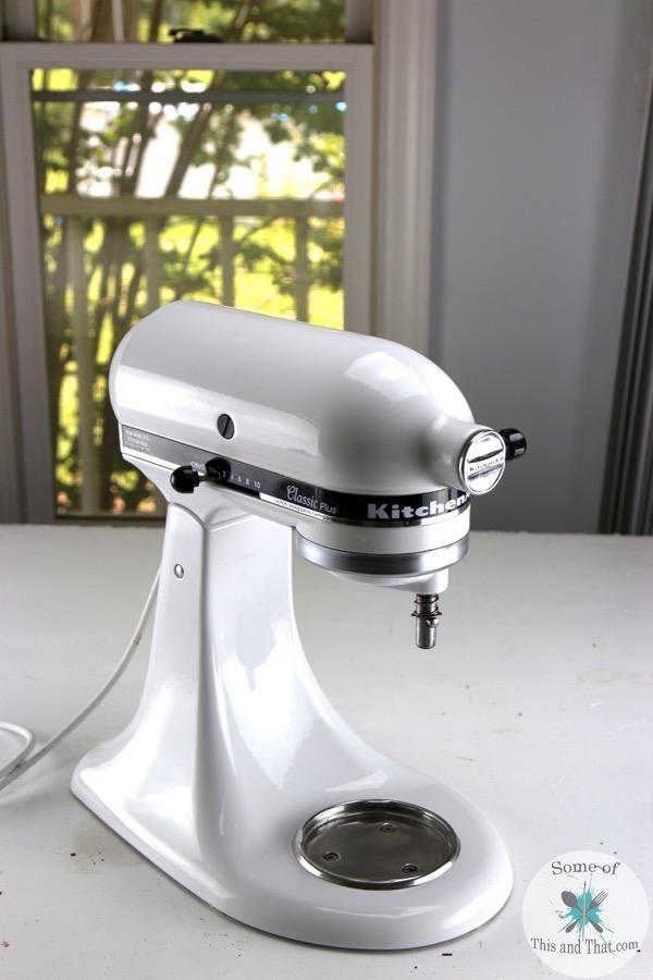 Star Wars Themed Kitchen Aid Mixer