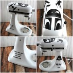 DIY Star Wars Themed Kitchen Aid Mixer | Nerdy Crafts!