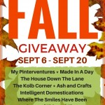 Fall Giveaway – $200 Cash!!!