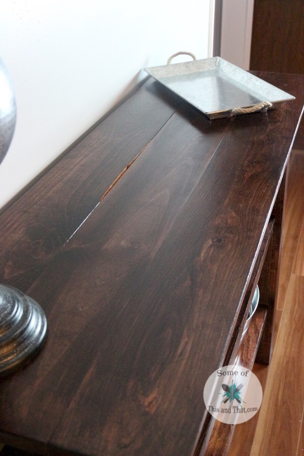Easy DIY Table! Make any size you need!