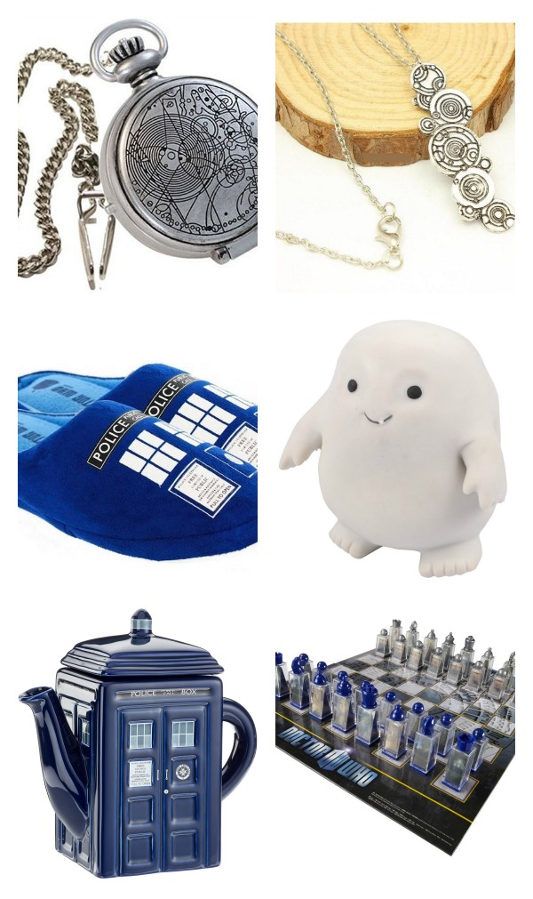 Doctor Who Gift Ideas