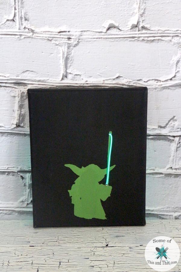 DIY Neon LIghts | DIY Star Wars Light | Nerdy Crafts!