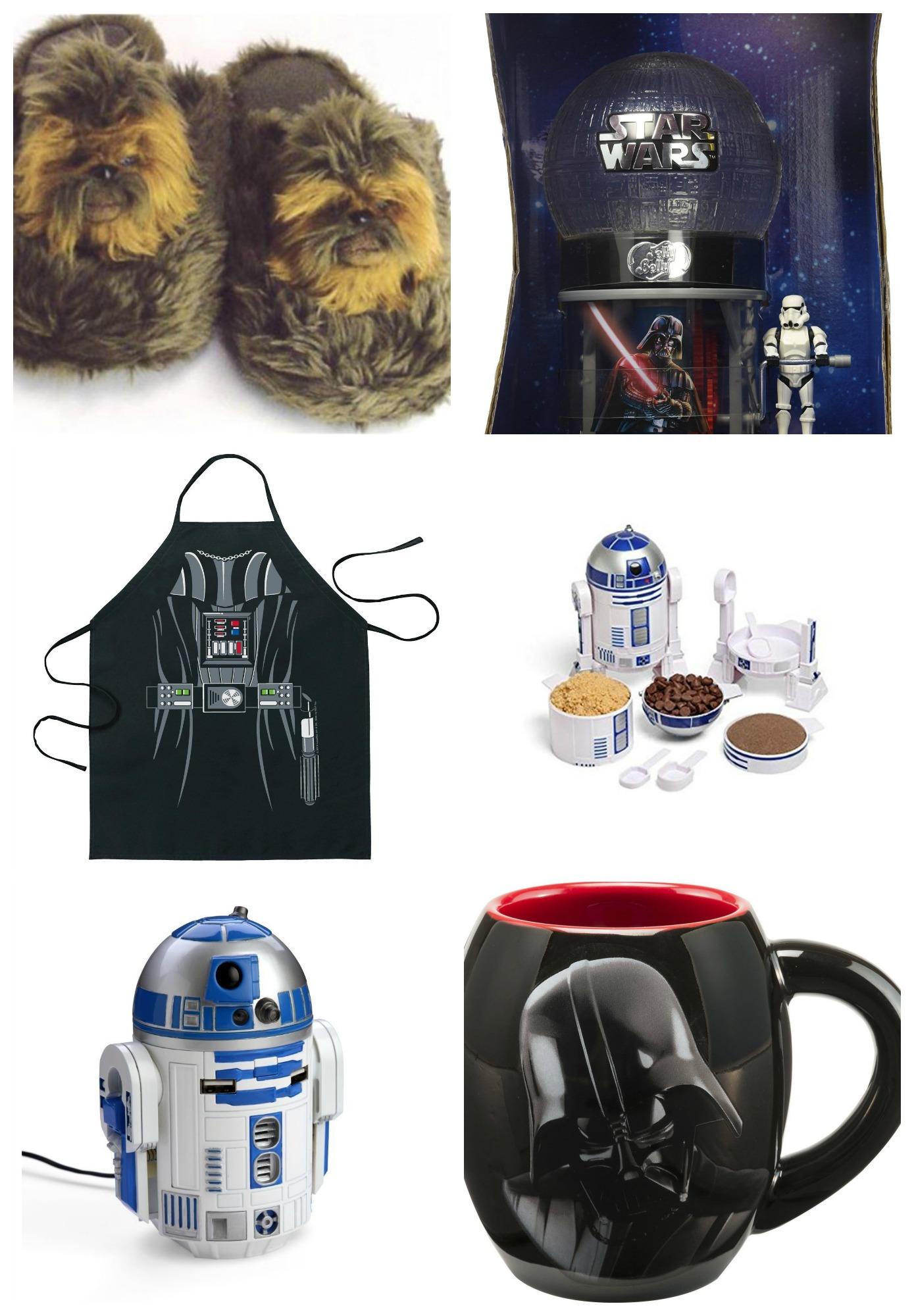 Fun Star Wars Gift Ideas!