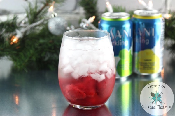 Layered Drinks for the Holidays
