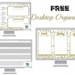 Free Desktop Organizers!