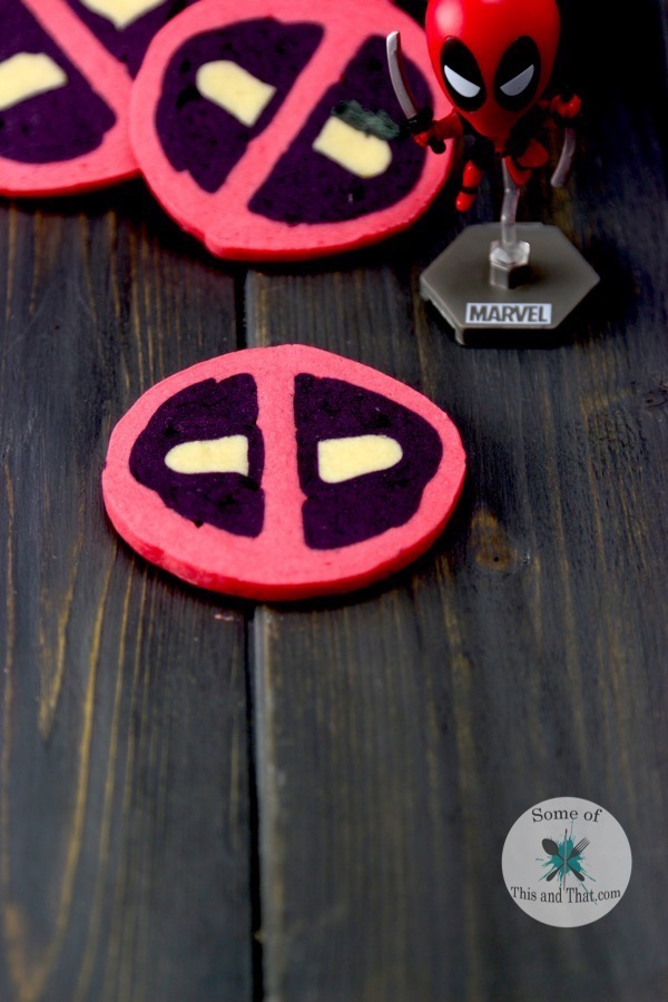 Deadpool Cookies!
