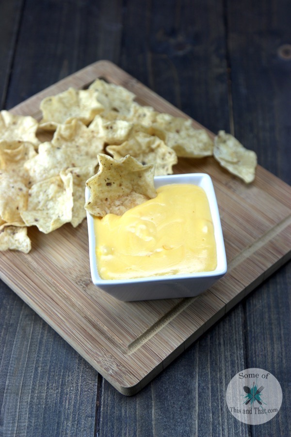 Nacho Cheese Recipe! A quick and easy recipe perfect for game day!