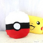 DIY Pokeball Pillow (No Sew) | Nerdy Crafts