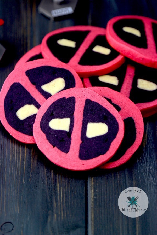 Deadpool Cookies!