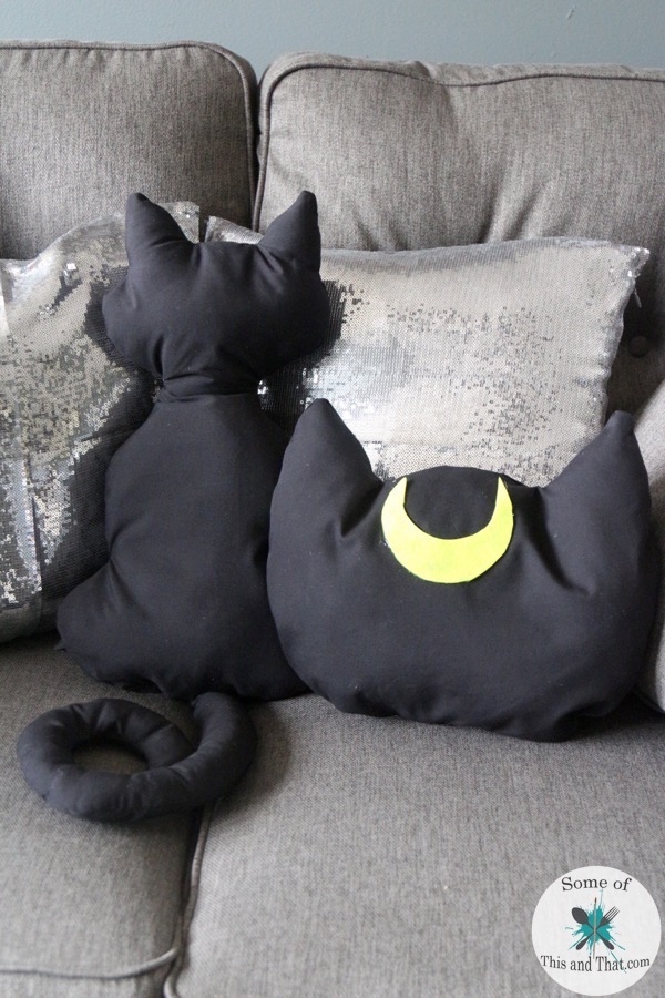 Diy Luna Pillow Diy Cat Pillows Some Of This And That