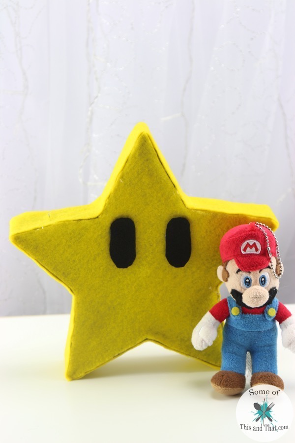DIY Mario Star Lamp | Nerdy Crafts!