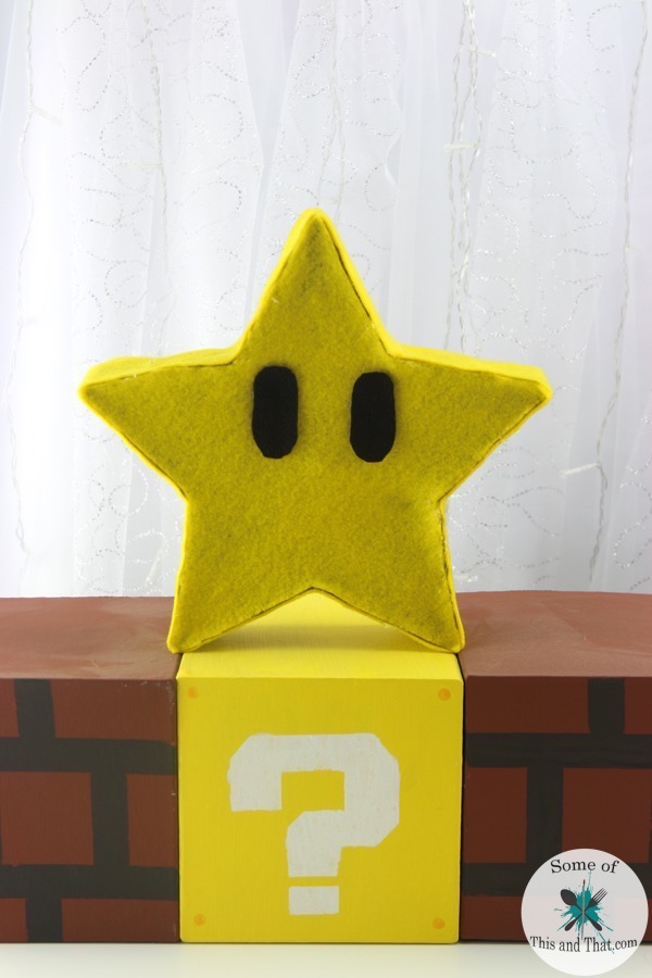 DIY Mario Star Lamp | Nerdy Crafts!