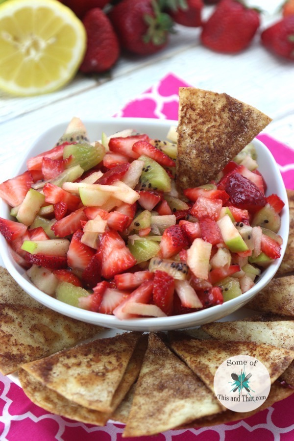 Fruit Salsa Recipe!