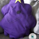 DIY Lumpy Space Princess Pillow!