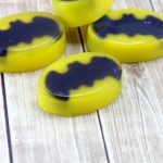 DIY Batman Soap!